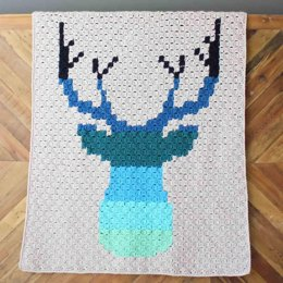 Be a Deer - C2C Afghan