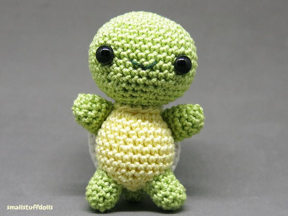 Mini Octopus Amigurumi by mini-rumi on DeviantArt | 750x1000