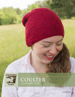 Coulter Reversible Hats in Juniper Moon Findley - Downloadable PDF