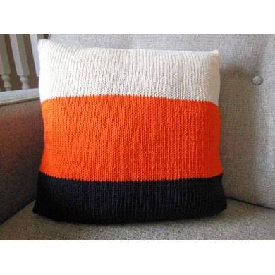 """Sunset"" cushion cover"