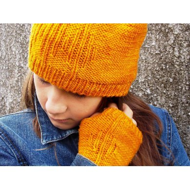Knit Actually Mitts