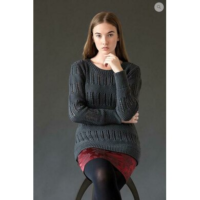 Two Textures Sweater