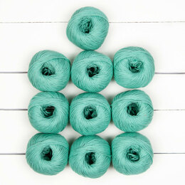 Debbie Bliss Cotton DK 10 Ball Value Pack