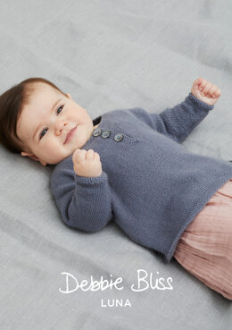 Cosmo Shirt in Debbie Bliss Luna - DB235 - Downloadable PDF