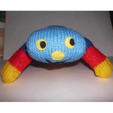 Knitting Pattern For Woolly The Spider : Woolly the Spider Knitting pattern by Hennie Knitting ...