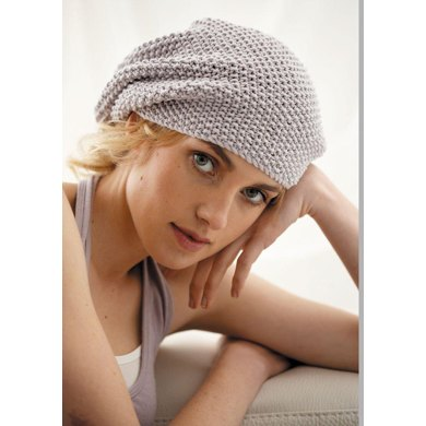 Lace Hat And Large Beanie Knitting Pattern By Jo Sharp