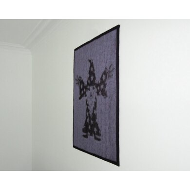 Wizard Illusion Baby Blanket