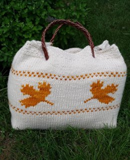 Harvest Leaf Bag