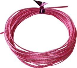Dress My Crafts Satin Ribbon Twine 3m - Pink