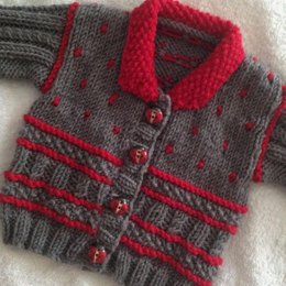 Winter Warm Baby jacket