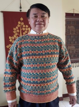 Traditional Fair Isle Gansey