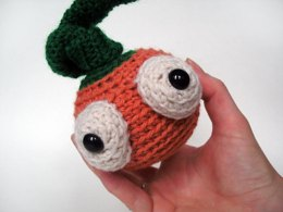 Amigurumi Jack the Tiny Pumpkin