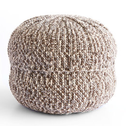 Wheel Spokes Crochet Pouf in Bernat Maker Home Dec - BRC0520-001627M - Downloadable PDF