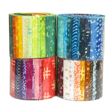 """Windham Fabrics Candy Roll-Up  2.5"""" Strip Roll"""
