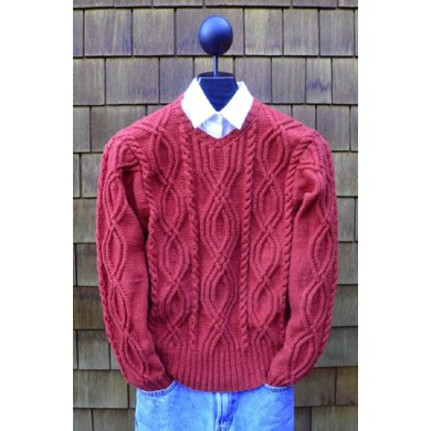 MS 194 Winding Cables Pullover
