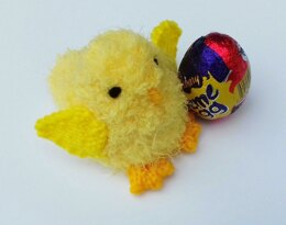 Easter Chick - Creme Egg Cover
