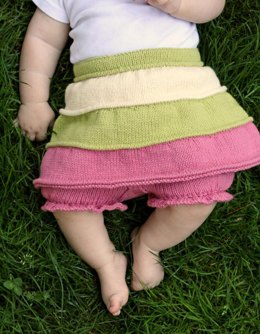 Baby Lollipop Skirt with Bloomers