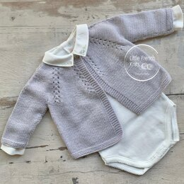 4 / Cardigan for baby