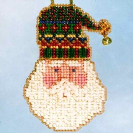 Mill Hill Santa's Hat Cross Stitch Kit