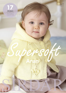 Supersoft Aran by Sirdar