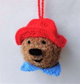 Paddington Bear Bauble