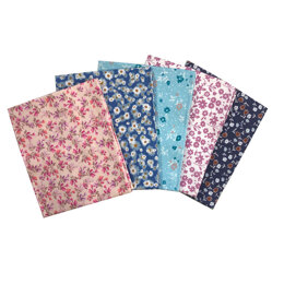 Craft Cotton Company Ditsy Florals Fat Quarter Bundle