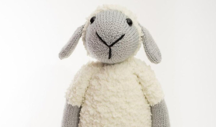 Sawyer the Sheep by Pretty Little Sheep