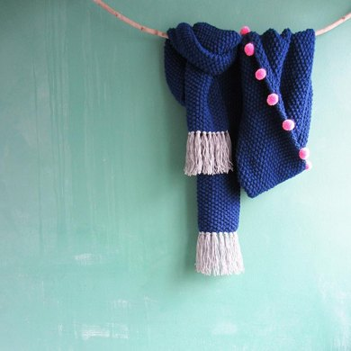 His & Hers Winter Scarves