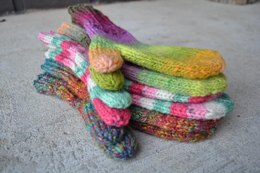 Waiting for Winter Mittens & Fingerless Mitts