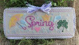 Luhu Stitches Spring Fling - Downloadable PDF