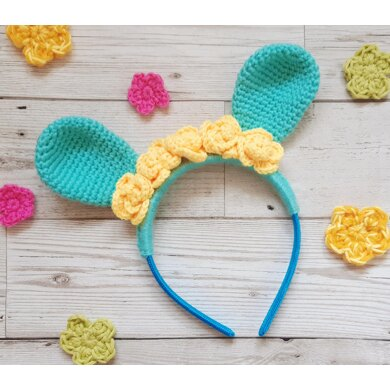 Bunny Rabbit Headband