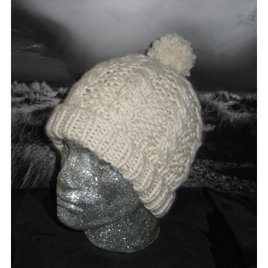 Fisherman's Friend Superfast Cable Beanie