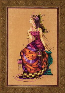 Mirabilia MD142 - The Gypsy Queen Chart - 1018562 -  Leaflet