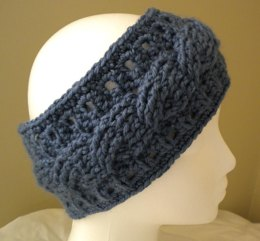 Crochet Cable Headband