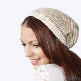 Striped Slouch