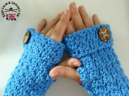 Easy Cuff Mitts