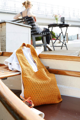 Crochet Bag in Schachenmayr Catania - S9019 - Downloadable PDF