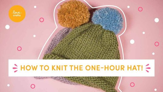 One hour hat