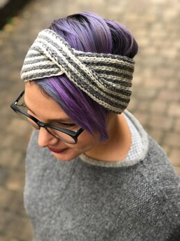 Brioche Twist Headband