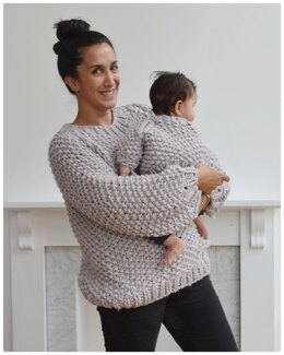 Seed Bubble Sweater