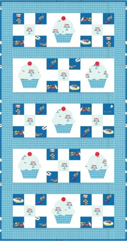Michael Miller Fabrics Cupcake Cutie - Downloadable PDF