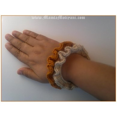 Crochet Bangle Pattern Cool Handmade Bracelet Jewelry