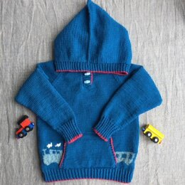 Train Jumper and Hoody