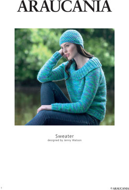 Sweater 2 in Araucania Huasco Chunky