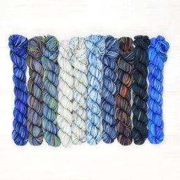Koigu Pencil Box KPPPM 10 Ball Color Pack