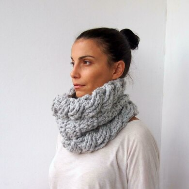 Very  winter cable cowl