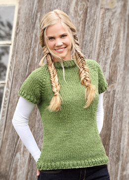 Polly Pullover in Spud & Chloe Outer - 9213