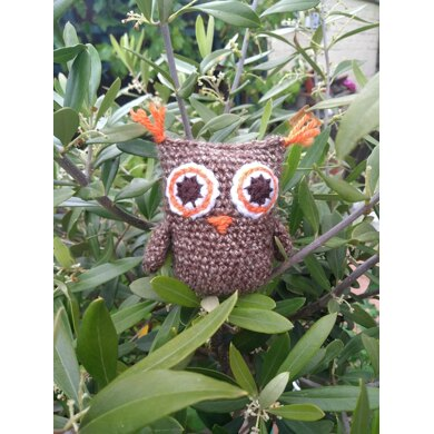 Sprout the Owl