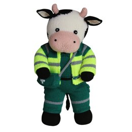 Paramedic (Knit a Teddy)