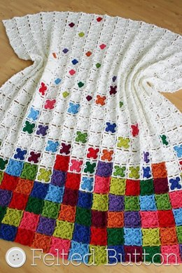 Rainbow Sprinkles Blanket